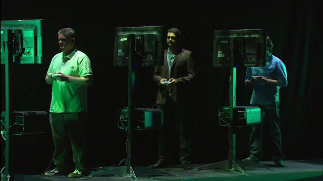 E3-Spielszenen (PK)