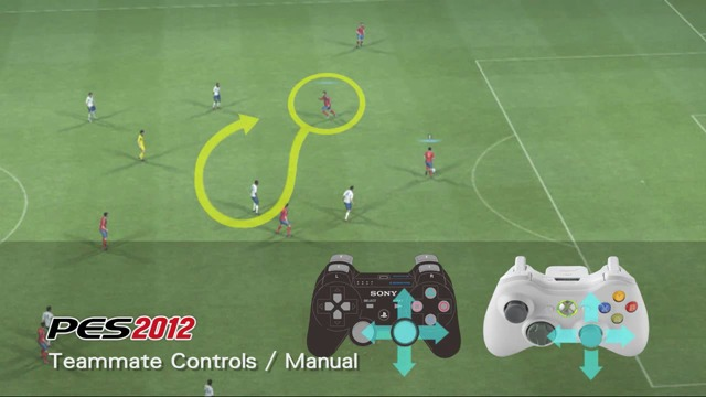Teammate Controls - Manual