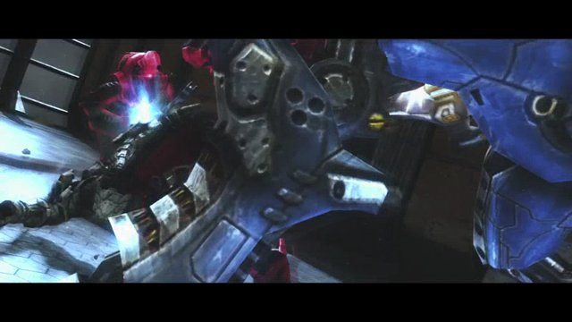 Kampfanzug-Trailer