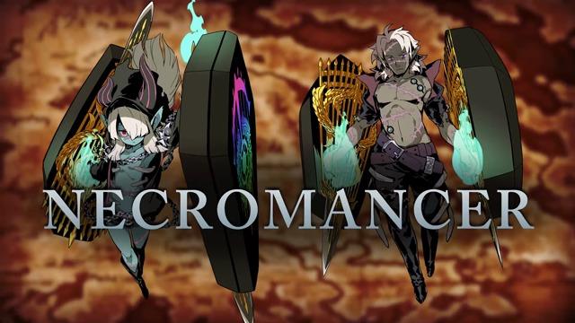 Necromancer-Trailer