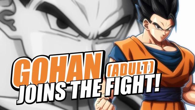 Gohan Character Trailer