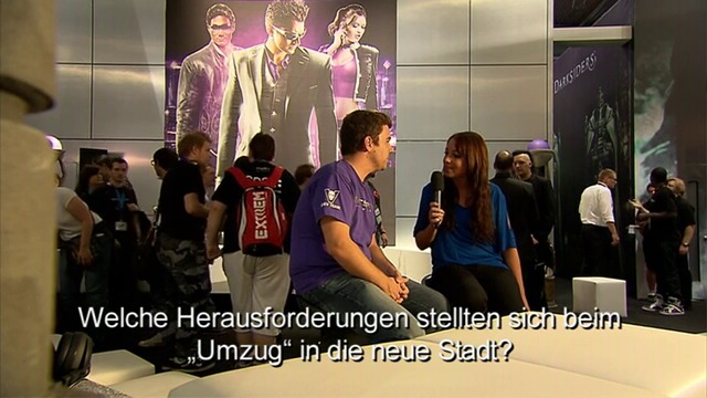 gamescom-Interview