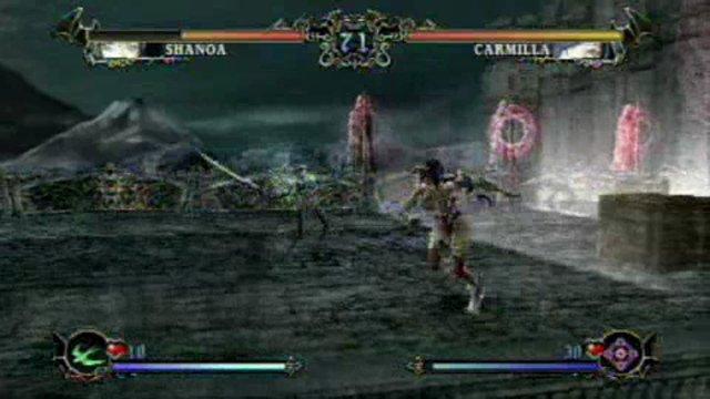 Shanoa vs. Camilla