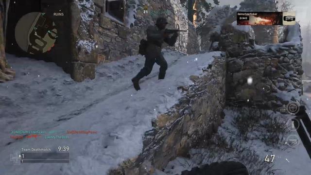 Team Deathmatch Beta-Spielszenen (60FPS)