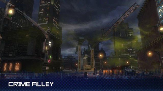 Gotham-Flythrough