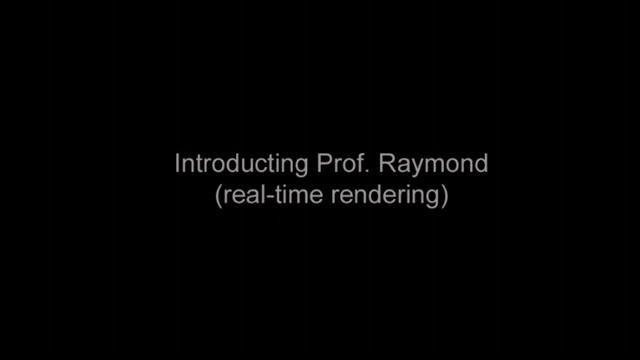 Prof. Raymond