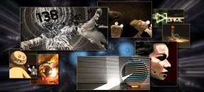 Digitale Kunstwerke der Demoszene
