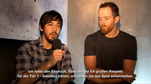 Linkin Park-Interview