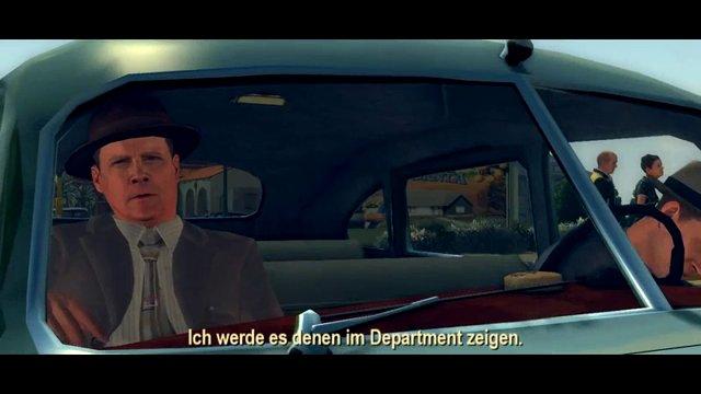 Detective Cole-Trailer