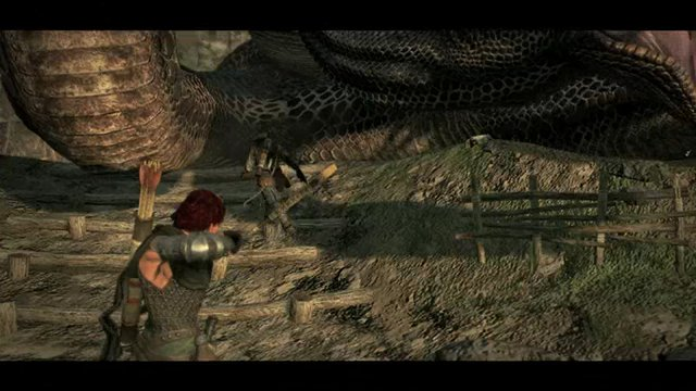Hydra-Spielszenen
