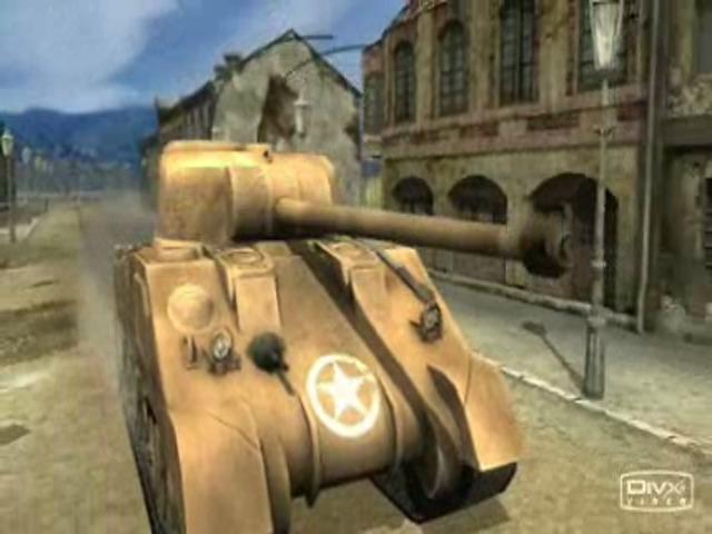 Panzer in Noeten