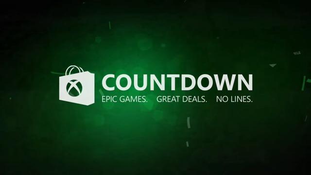 Xbox Store-Countdown