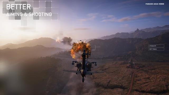 Titel-Aktualisierung 6: Hubschrauber