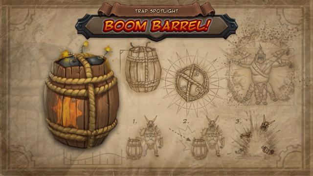 Boom-Barrel