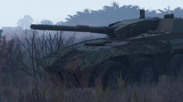 Tanks-DLC