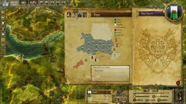 Spielszenen (Druiden-DLC)