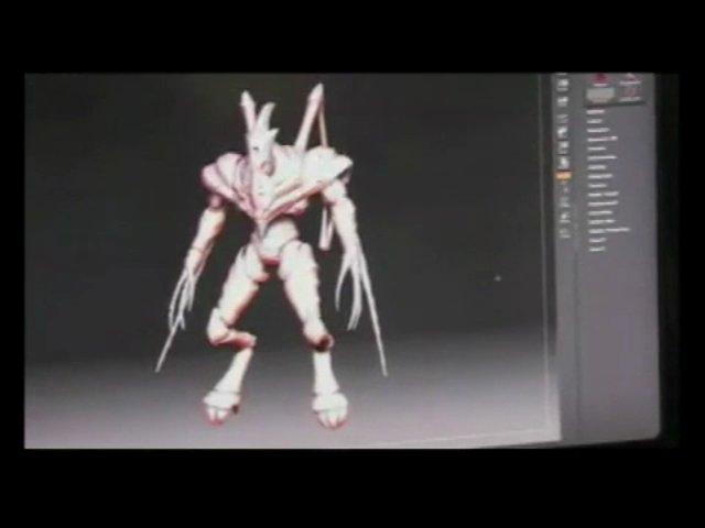 Entwickler-Vorstellung 4 - Charakterentwicklung