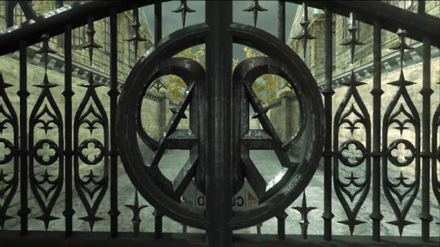 Free Arkham Asylum-Map