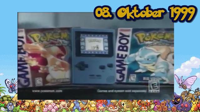 Im Wandel der Zeit: Pokemon