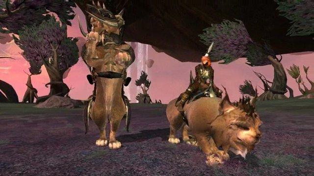 Lynx Mount-Trailer