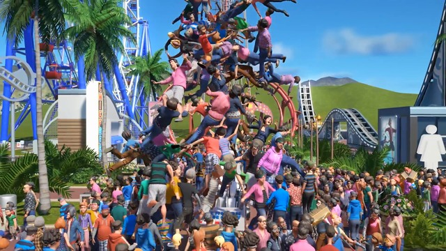 Coaster Crash