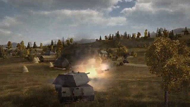 Medium Tanks-Trailer