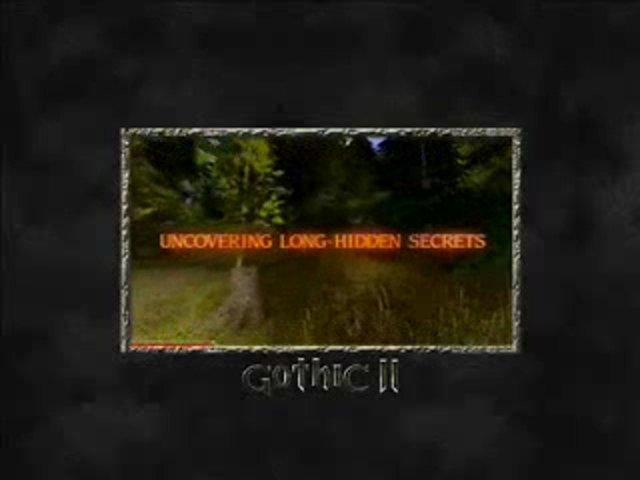 Gothic Universe Trailer