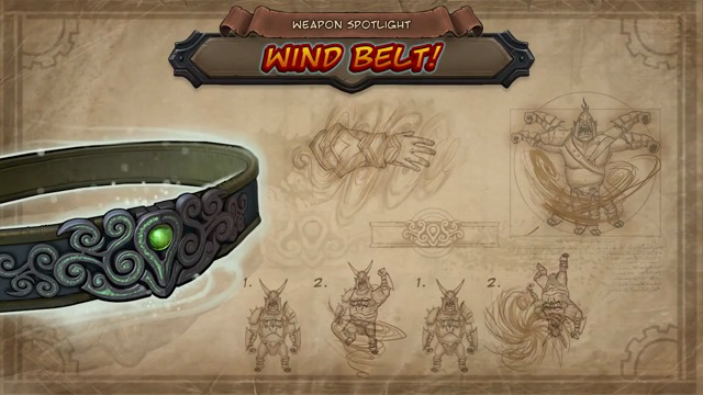 Wind-Belt