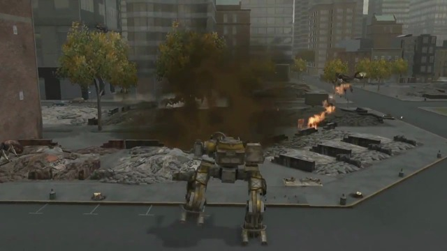 Try your Mech-Trailer