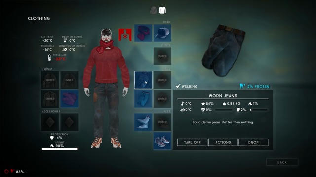 Resolute Outfitter (Game Update)