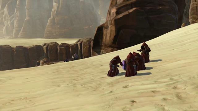 Charakterfortschritt Sith-Inquisitor