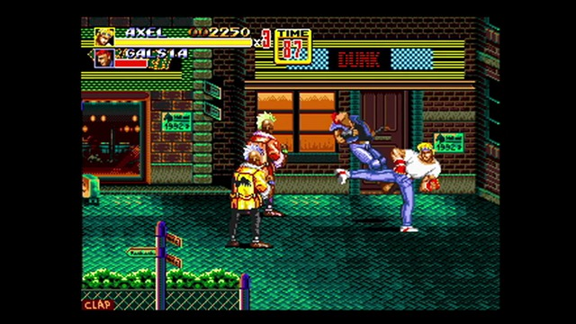 3D Streets of Rage 2
