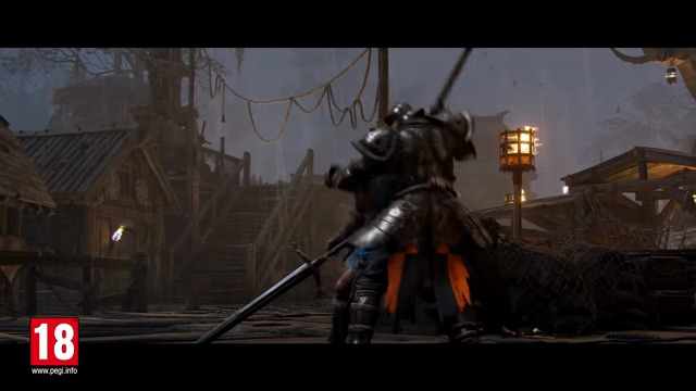 Grudge & Glory: Highlander Teaser
