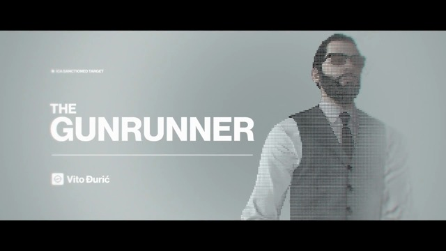 Elusive Target #5 - The Gunrunner