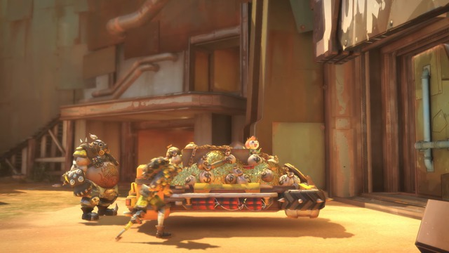 Junkertown: Der Plan