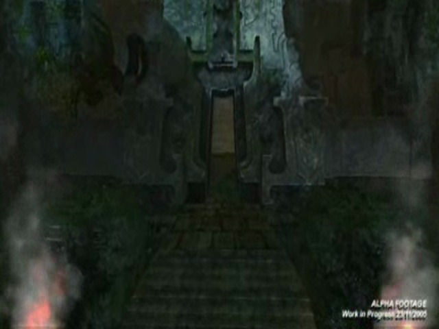 Tortage Temple