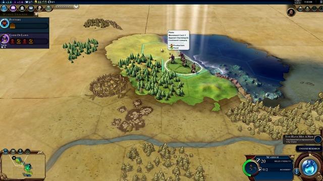The Art of Civilization 6