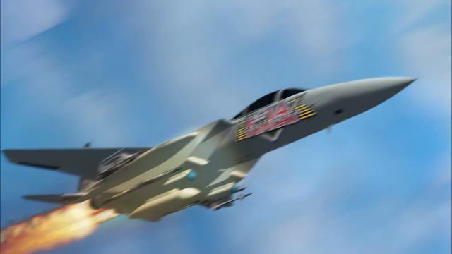 Spielszenen F14 Tomcat