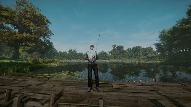 Video ps4 trailer zu fishing planet for Fishing planet ps4