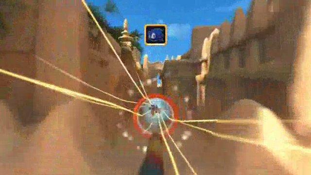 Xbox 360-Spielszenen