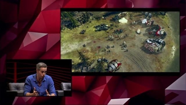 E3-Spielszenen (PC Gaming Show 2016)