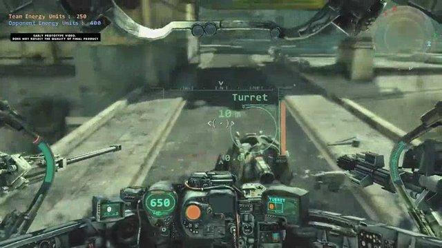 Cockpit-Spielszenen