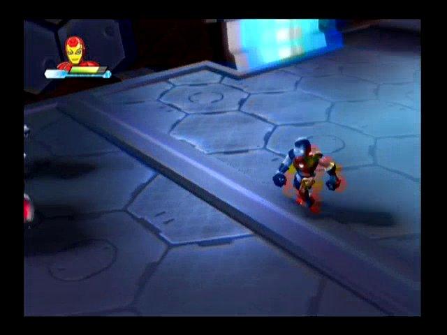 Iron Man und Storm