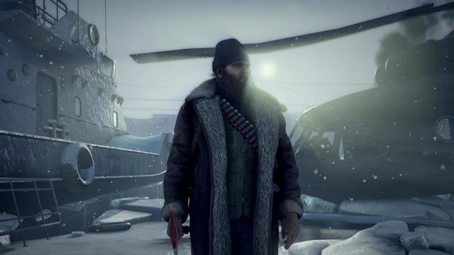 Moskau-Trailer