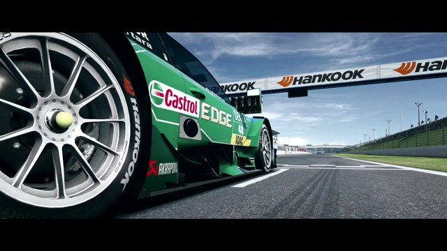 DTM Experience 2015 Launch-Trailer