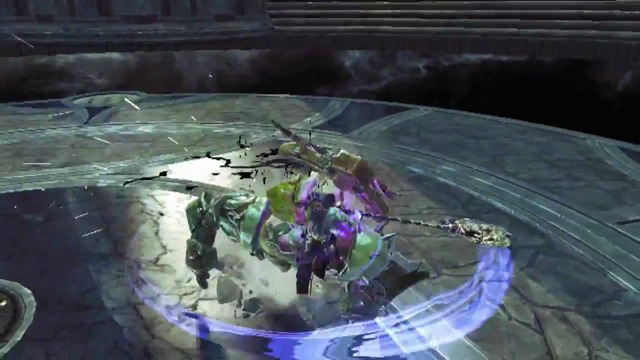 Arena Modus-Trailer