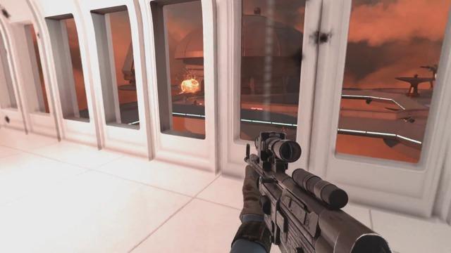 Bespin Trailer (DLC #2)