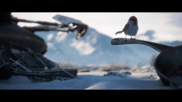 CGI-Vorstellung der Vikendi Schneekarte