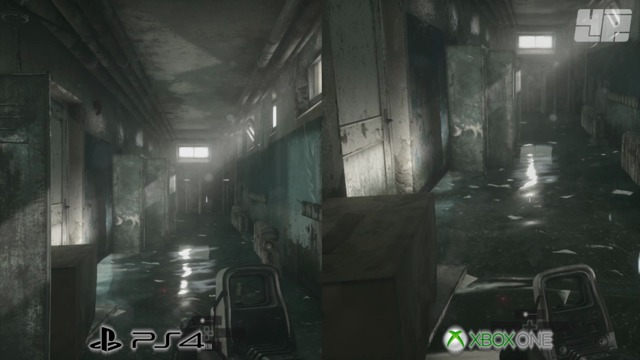 Grafikvergleich (PC, PS4, Xbox One)