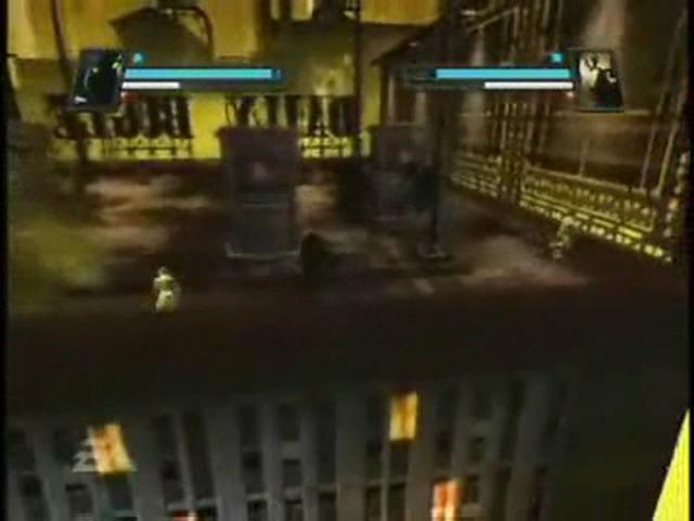 Gameplay: Wolverine vs. Wink